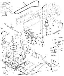 ariens 936060 960160027 03 42 gear tractor parts diagram for engine drive