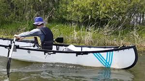 reduce canoe load new