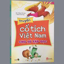 Sách - Truyện Cổ Tích Việt Nam Cho Bé Tập Đọc