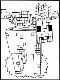 Disegni Minecraft Da Colorare 18