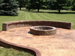 laying a brick patio over concrete fresh diy fire pit deck new fresh fire pits decks