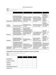 46 Editable Rubric Templates Word Format Template Lab