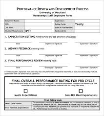 Monthly Performance Report Format Monthly Employee Review Under Fontanacountryinn Com