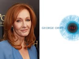 Jk Rowling Used The Perfect George Orwell Quote To Speak Out