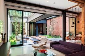 Mendekorasi ruang santai berukuran kecil. 9 Desain Ruang Keluarga Terbuka Nyaman Dan Segar Kumparan Com