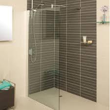 image for esp813s roman embrace 800mm wetroom corner shower screen