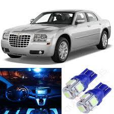 Chrysler 300c Interior Lights Amazon Com Cciyu 12x Super Ice Blue Led Lights Interior