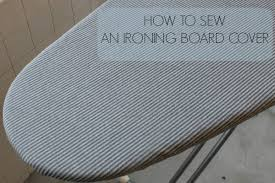 How to Sew an Ironing Board Cover & how to sew an ironing board cover Adamdwight.com