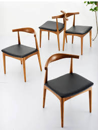 hans j wegner furniture. Hans J Wegner Furniture. Ch129 Replica Wooden Style Pp505 Cow Horn Chair Furniture R