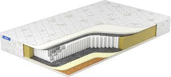 <b>MIELLA Memory</b>-<b>Harder S2000</b> (120x195) - купить <b>матрас</b>: цены ...