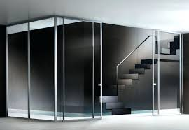 office door glass. Door Design Home Front Glass Office And Minimalist Sliding Featuring A Transparent Panel With