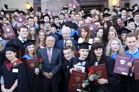 Вручение дипломов выпускникам года окончившим обучение с  Вручение дипломов выпускникам 2017 года окончившим обучение с отличием