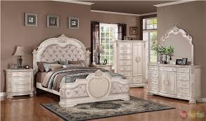 What Are the Benefits of Antique White Bedroom Furniture