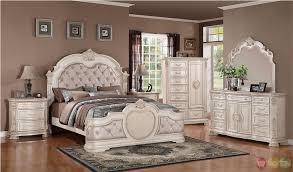 Used Antique White Bedroom Furniture