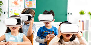 Technology And Education How Can Virtual Reality Bring Equity To Education