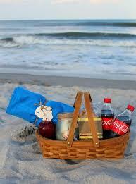 sunset beach date idea