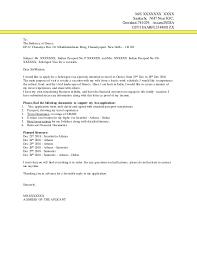 Visa Application Cover Letter Cover Letter For A Self Financed Tour Schegen Visa
