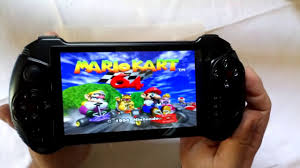 Powkiddy X15 Android Game Player - Games PSP, PS1, N64, Arcades, GBA, PCE,  NDS, Android - YouTube
