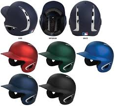Rawlings Isotope Rubberized Matte Batting Helmet Epic Sports
