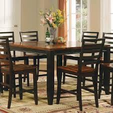 Steve Silver Company Abaco 5 Piece Counter Height Dining Table Set - AB500PT-5pc-PKG