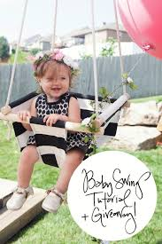 Making it Work: Baby Swing Tutorial - The Makerista
