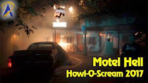 motel hell at howl o scream 2017 busch gardens tampa bay