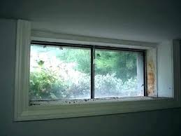 basement glass block windows glass block basement windows in st glass block basement window installation instructions