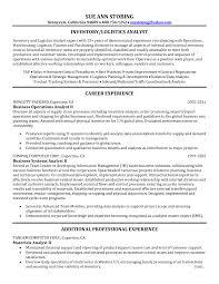Cover Letter Inventory Management Specialist Job Description