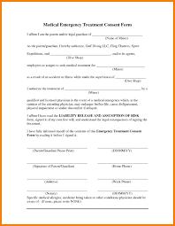 Medical Release Form For Grandparents Medical Consent Form For Grandparents Template Bogas Sarahamycarson