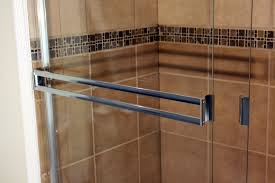 semi frameless towel bar