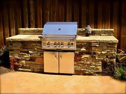 oklahoma dry stack outdoor kitchen