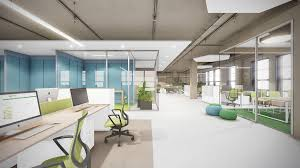 Organic Office Bonduelle Organic Office Architecture