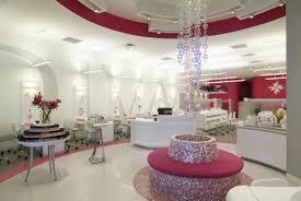 Hair And Nail Salon Design Cuisine Nail Salon Interior Design Ideas Hair Small Space