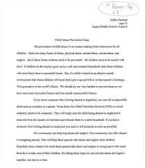 example of child abuse essay introduction on this page you will help on writing essay about child neglect physical child abuse the response and the actions of the child protective agency