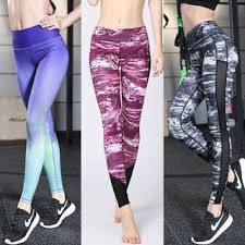 Patterned Yoga Pants Fascinating Buy RITMO Patterned Yoga Pants YesStyle