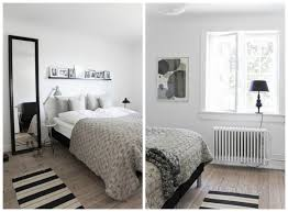 Simple Bedrooms Bedroom Charming Beige White Wood Glass Simple Design Small