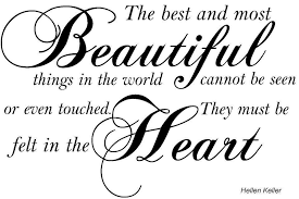 Most Beautiful Quotes Of All Time Best of Quote Of Helen Keller QuoteSaga