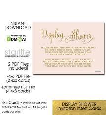 Wedding Shower Invitation Wording  BlueklipComDisplay Baby Shower Wording