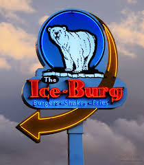 ice burg drive in 1