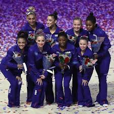 — alexandra raisman (@aly_raisman) july 27, 2021 put on a show and fought until the end. The U S Women S Gymnastics Team Was Announced And It S Pretty Damn Diverse