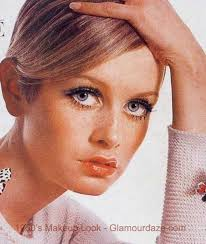 and yardley of london cosmetics which targeted the new youth market with white lipstick tons of eye makeup and eyeshadows in a rainbow of colors