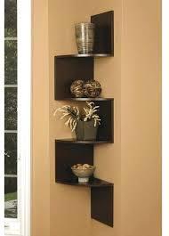 corner wall mount shelf corner hanging shelf decor furniture shelves and corner decornation zigzag corner wall