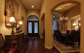 tuscan style chandelier dining
