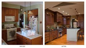 remodeled kitchens. Bathroom And Kitchen Remodel. Remodeling Awesome Design Small Galley Budget Remodel Picture Remodeled Kitchens
