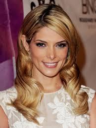 New Celebrity Hairstyle latest popular celebrity hairstyles medium blonde wavy hair 4933 by stevesalt.us