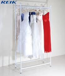 get quotations wedding garment rack floor display rack wedding clothing shelves dedicated rack for hanging clothes in
