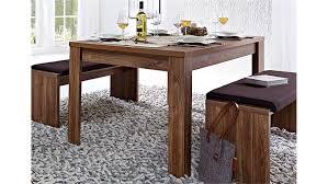 Esstisch Brüssel Tisch Ausziehbar In Akazie Dunkel 160 240