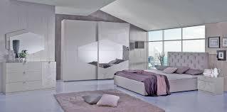 Schlafzimmer Set Firenze In Grau Modern Design Kaufen Bei Kapa Möbel