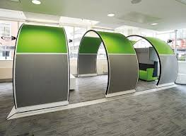 office meeting pods. frem office meeting areapod on sliding track pods f