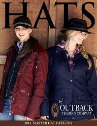 Outback Trading Company Size Chart Outback Trading Hats 2014 Catalog By Hrcs Issuu